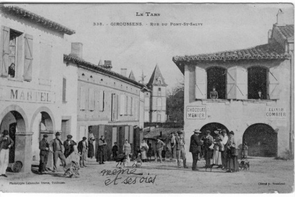 Rue_du_Pont_Saint_Salvy___Debut_20eme