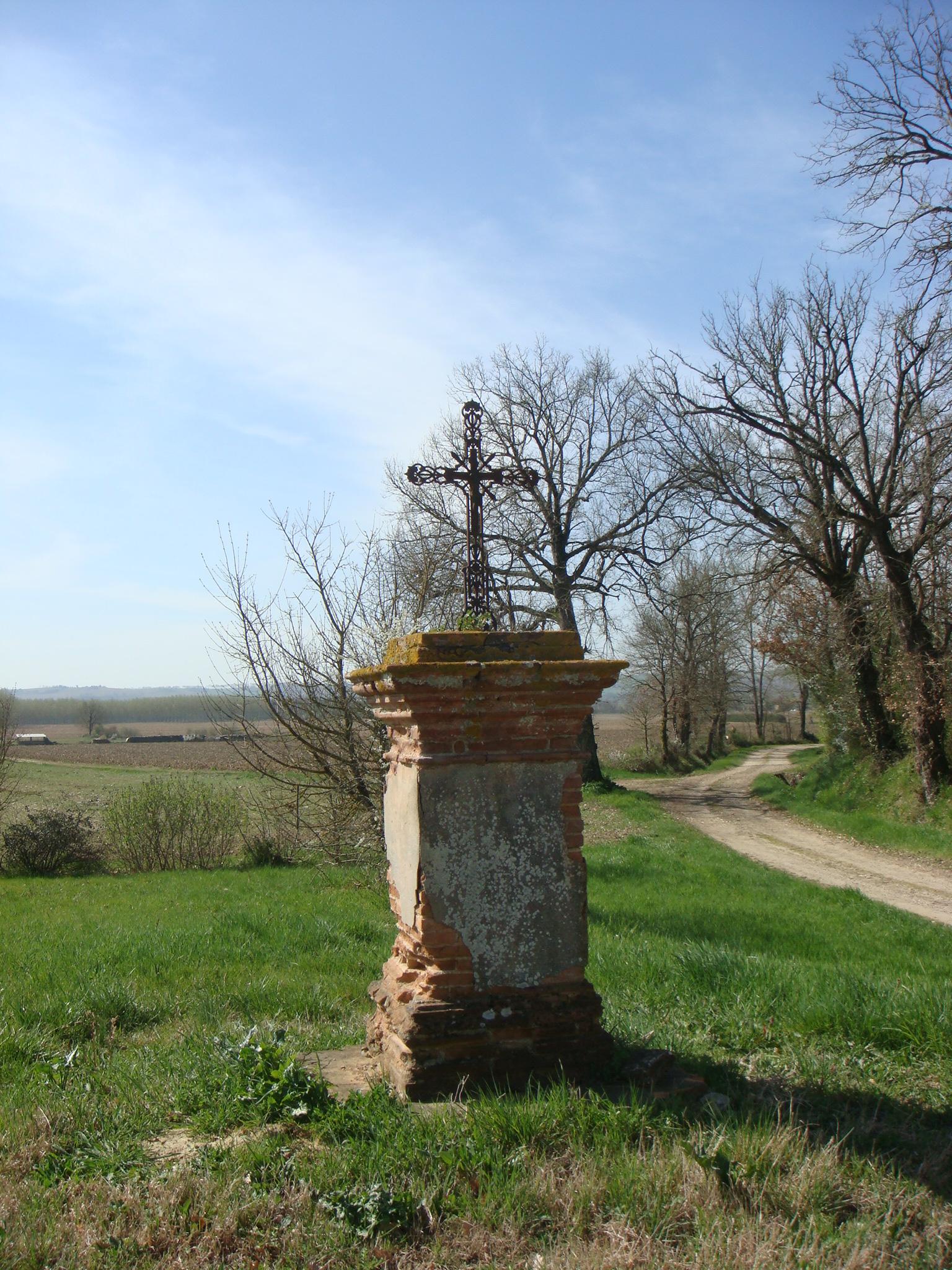 Chapelle_Saint Cyriaque_Croix