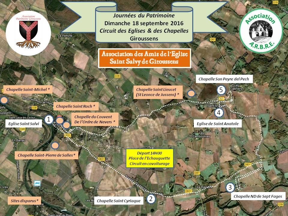 Circuit des Eglises et des Chapelles-2016